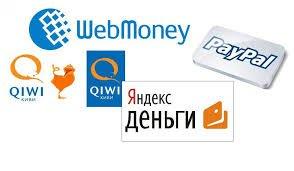 """Модуль для фруктовой фермы """"Пополнения через WebMoney, QIWI, янекс деньги и PAYEER"""